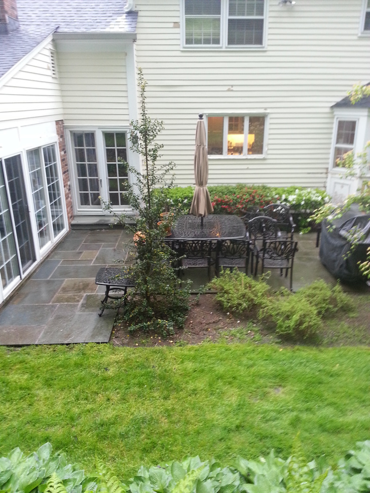 Landscape Design Company Fairfield County Ct Patio Yard New Beginnings Landscaping