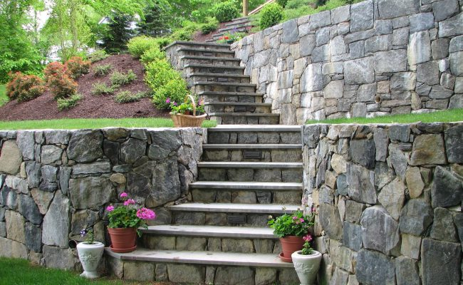picture for walls and steps